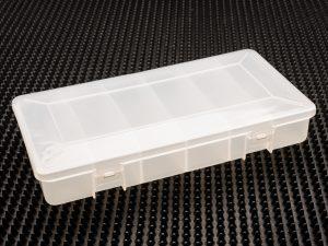 6 Compartment Plastic Boxes (776C-P)