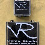 dental usage – alpha rho rigid plastic boxes